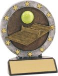 All-Star Resin Trophy -Tennis Tennis Trophy Awards